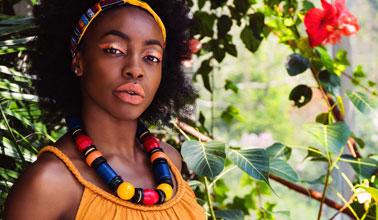 Women's African Print Accessories