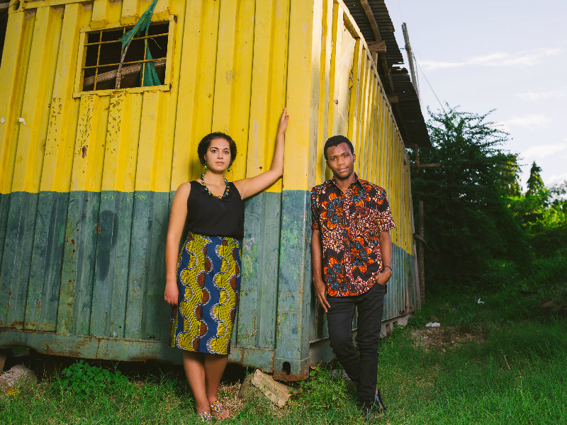 Kitenge Store's latest African print clothing collection SS17