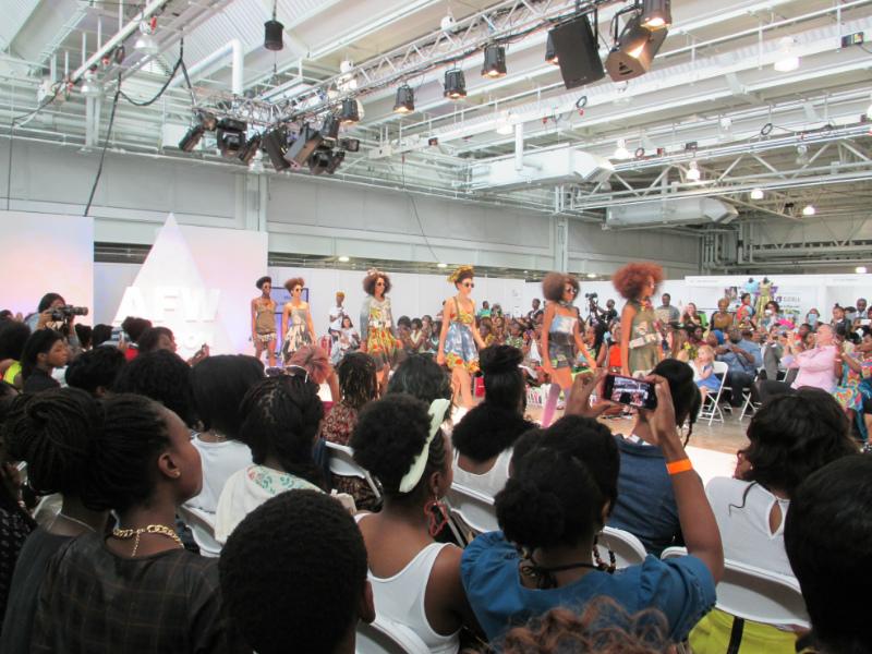 africa fashion week london fashion show catwalk runway models