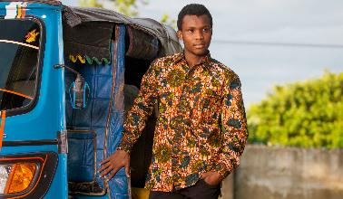 African menswear